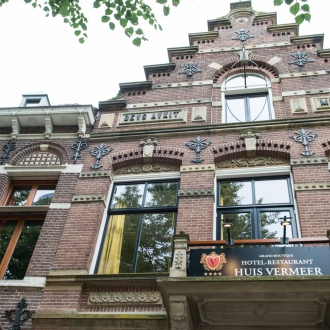 Hotel Huis Vermeer Deventer
